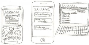 Sketch showing multi-platform capabilities