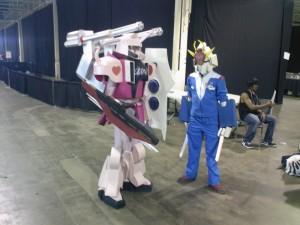 Sore wa Gundam sugoi desu ne?