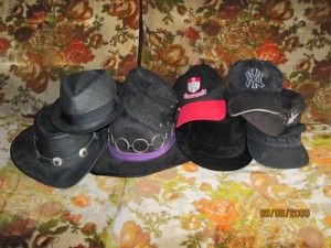 My hat collection