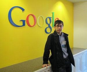 At Google San Francisco