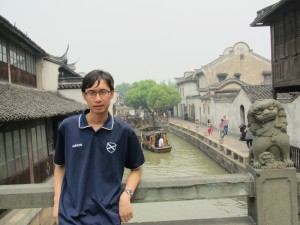 Me at Wuzhen