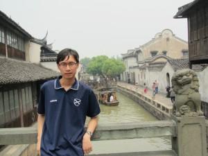 Me at Wuzhen