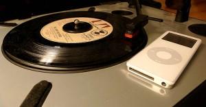Vinyl and MP3