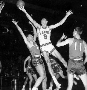Bob Pettit was the NBA's first MVP