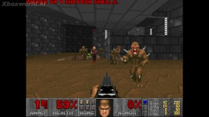 Doom made FPS games popular