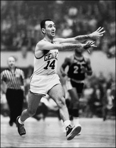 Bob Cousy revolutionized the point guard position