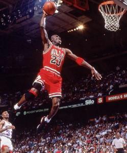 Michael Jordan has the highest scoring average of all time