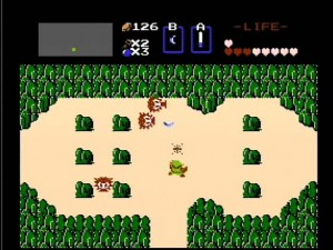 Legend of Zelda was a landmark adventure game