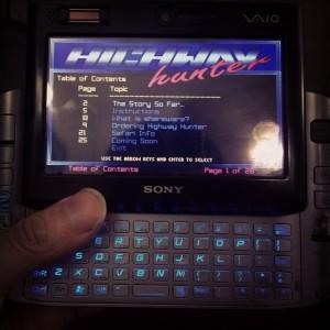 Sony Vaio UX280 007