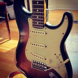 Fender American Relic Stratocaster