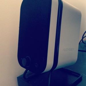 Audyssey Wireless Speakers
