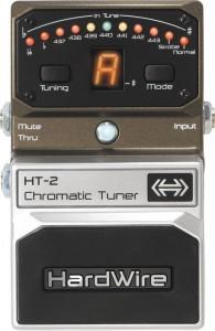 Hardwire Chromatic Tuner