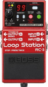 Boss RC3 Looper