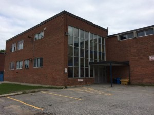 My high school, ODCVI, Orilia