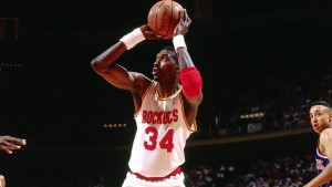 Hakeem Olajuwon is the all time leader in blocked shots