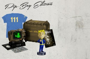 Fallout 4 Pipboy edition? You bet I got it
