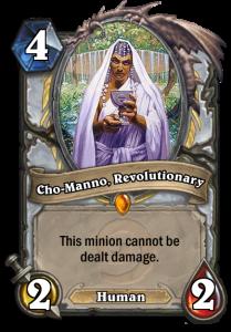 Cho-Manno