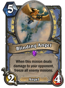 Blinding Angel