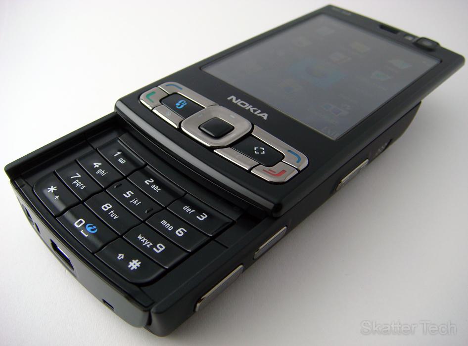 Is Blue N95 Nokia – Me